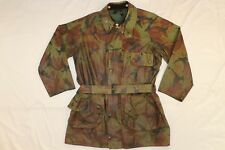 """BARBOUR """"THE MILITARY"""" DPM CAMO BRITISH ARMY WAXED JACKET COAT 40 SOLWAY ZIPPER"""