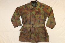 """Barbour """"el ejército"""" Dpm Camo Ejército Británico Encerado Chaqueta Abrigo 40 Solway Cremallera"""