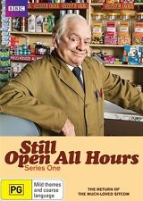 Still Open all Hours Series 1 + 2013 Christmas Special DVD R4 New Sealed