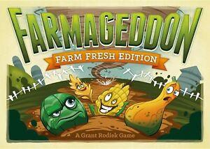 Farmageddon Card game Farm Fresh Edition Hyperbole Games **NEW**