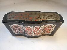 Antique French Boulle  Box    ref 1993