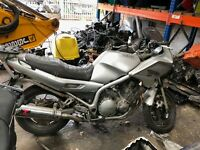 YAMAHA XJ900 S DIVERSION MOTORBIKE 2003 4KM ENGINE PARTS BREAKING SET OF CLOCKS