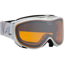 Skibrille Alpina Challenge 2.0 pearlwhite/HM orange S2 UVP EUR 79,95