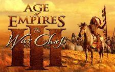 Age of Empires 3 III - The War Chiefs Addon für PC Deutsch mit Handbuch Top