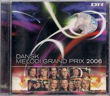 Dansk Melodi Grand Prix 2006 - Danish Eurovision Song Contest ESC CD Denmark