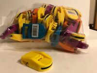 50 x  Mini Eyelash Curler Portable New Curling Eyelashes Tools Plastic WHOLESALE