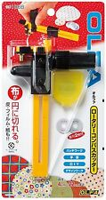 OLFA 186B Rotary Compass Circle Cutter with 2 Replacement Blade Japan Free ship