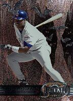 1996 Fleer Metal Universe Tony Gwynn #219 San Diego Padres NMMT