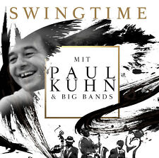 CD Paul Kuhn Swingtime mit Paul Kuhn  2CDs