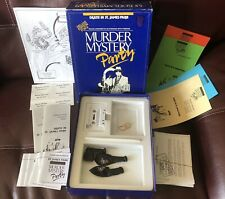 Murder Mystery Party Game Death In St. James Park Deluxe Edition for 6