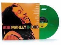 Bob Marley In Dub 180G Coloured Vinyl LP Record Soul Rebel Hypocrites Chatterbox