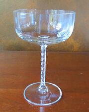 Spiegelau Galeria #609 Stem Crystal Clear Champagne Sherbet(s)