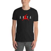 Air Arya Stark - Jordan Jumpman Unisex T-Shirt For Game Of Thrones Fans