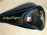 MLB Los Angeles Dodgers Embriodered Driver Golf Club Headcover NEW