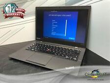 Cheap Lenovo ThinkPad X1 Carbon Core i7-4600 256GB SSD Refurbished Win 10 Laptop