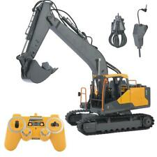 E568 1:16 2.4G Remote Control Excavator Construction RC Engineering Car Model
