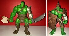 Marvel Legends KING HULK and PLANET HULK (with Silver-Arm)