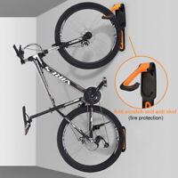 Bike Hanger Bicycle Wall Hook Mount Holder Garage Vertical Rack Indoor Storage