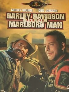 Harley Davidson And The Marlboro Man  Mickey Rourke Don Johnson DVD
