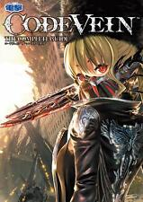 Code Vein The Complete Guide Video Game Strategy Japan Book