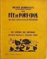 La Fée de Port-Cros - Henry Bordeaux -  Le livre de demain XXXIV - 28 Bois
