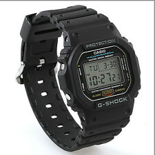 Casio G-Shock Timecatcher Herrenuhr DW-5600E-1VER