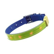 Karlie Safety Light - blinkendes Sicherheitshalsband - L
