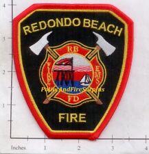 California - Redondo Beach CA Fire Dept Patch