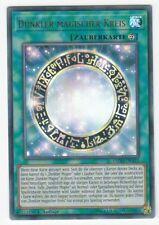 Yu-GI-OH Dunkler Magischer Kreis Ultra Rare LEDD-DEA15 NEU!