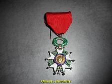 MEDAILLE MILITAIRE LEGION D'HONNEUR CHEVALIER N° 60