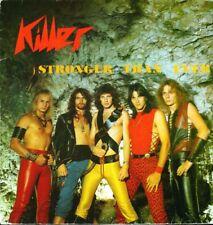 Killer(Vinyl LP)Stronger Than Ever-Rock Port-RO 028-Germany-1984-VG/Ex-