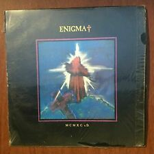 Enigma – MCMXC a.D. [1991] Vinyl LP Electronic Abstract Ambient Virgin