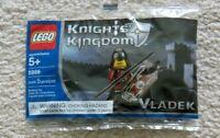 LEGO Castle Knights Kingdoms II - Super Rare - 5998 Vladek - New & Sealed
