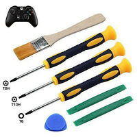 7pcs Screwdriver Tool Repair Kit for Xbox One Xbox 360 Controller PS3/ PS4 T8/6