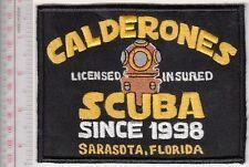 SCUBA Hard Hat Diving Florida Calderones SCUBA Sarasota, FL
