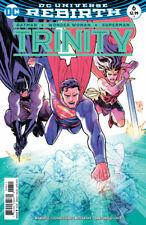 TRINITY (2016) #6 - DC Universe Rebirth - New Bagged