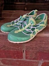 LANDS END Water Beach Mesh Hiking Walking Womens Athletic TENNIS SHOES SIZE 6.5