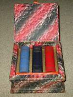 Lexicon Card Game 1930s Luxury Double Pack of Cards & Dictionary Box Set