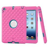 For Apple iPad Mini 1 2 3,case Shockproof Heavy Duty Hard Case Cover