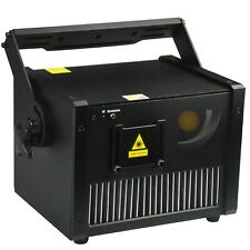 Stage Project Laser Lighting 4W Full Color RGB ILDA Animation Laser