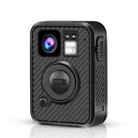 Boblov 32G 64GB 1440P Police Body Worn Camera Night Vision One Button Recording
