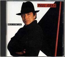 PAUL ANKA Walk A Fine Line 1983 JAPAN 1st Press CD 35DP104 AOR MEGA RARE!