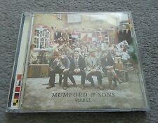 Mumford & Sons. Babel 2012 CD album. Good condition. Birthday gift idea present
