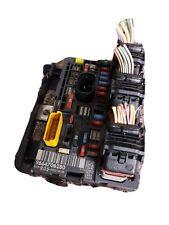 9664706280 R05 2008 Peugeot 207 308 BSM Under Bonnet Fusebox + Control Plugs VGC