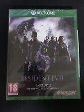 XBOX ONE : resident evil 6 (neuf sous blister)