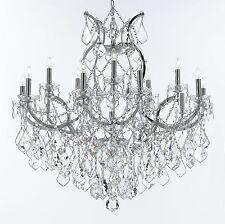 Maria Theresa Chandelier Lighting Crystal Chandeliers H38