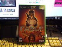 Fable (Microsoft Xbox, 2004) - European Version