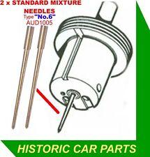 """Joint d/'étanchéité Pack For Twin SU 1 1//4 /""""H2 carburateurs sur MG TB /& TC Midget 1250cc 1939-50"""