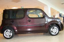 Schutzleisten für Nissan Cube 2, Baujahr 2009 bis 2011