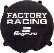 BOYESEN FACTORY RACING IGNITION COVER (BLACK) Fits: Honda CR500R